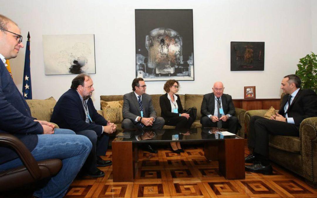 Cedelco pretende potenciar el tejido industrial en la comarca