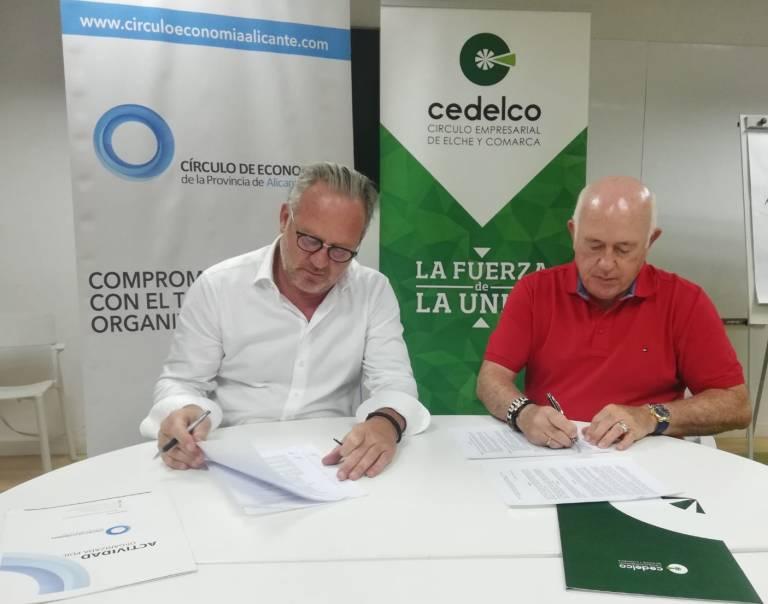 Cedelco y el Círculo de Economía de Alicante unen fuerzas para potenciar la figura del CEO