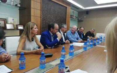 Cedelco se reúne con el Conseller de Economía Sostenible