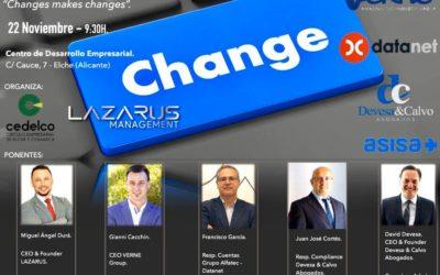 Jornada Cambios de provocan Cambios