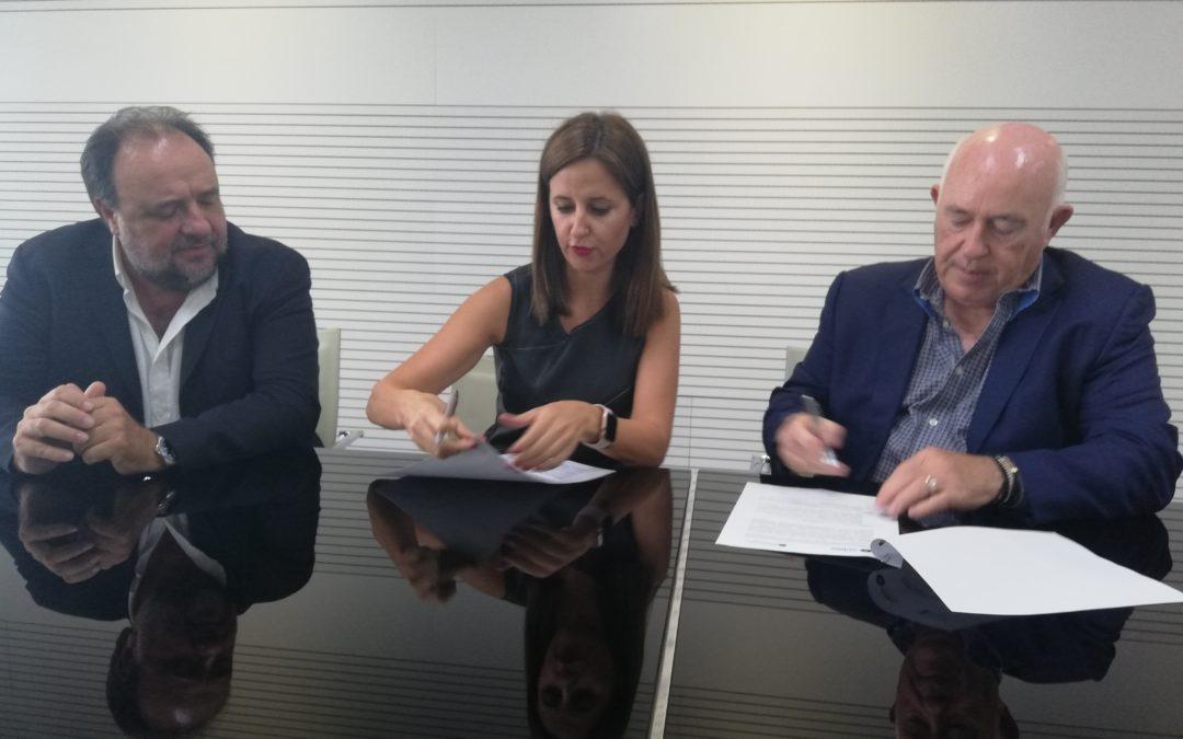 Convenio entre Cedelco y la Asociación de Empresas de Turismo de Elche