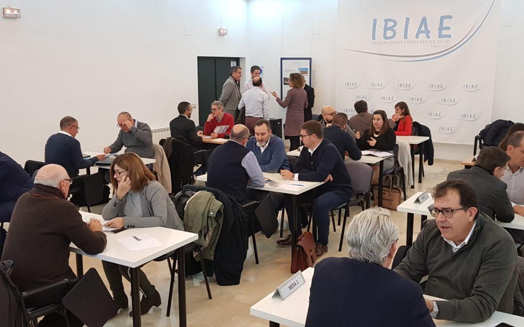 El 'III Encuentro Industrial clientes-proveedores' de la Plataforma por la Reindustrialización Territorial genera más de 130 reuniones entre empresas