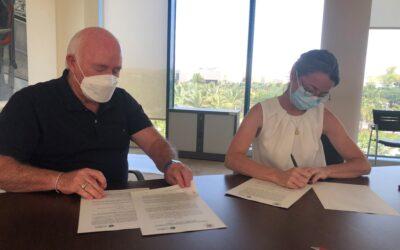 Cedelco firma convenio con la Cátedra Pedro Ibarra de la UMH
